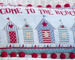 Gone To The Beach Tapestry