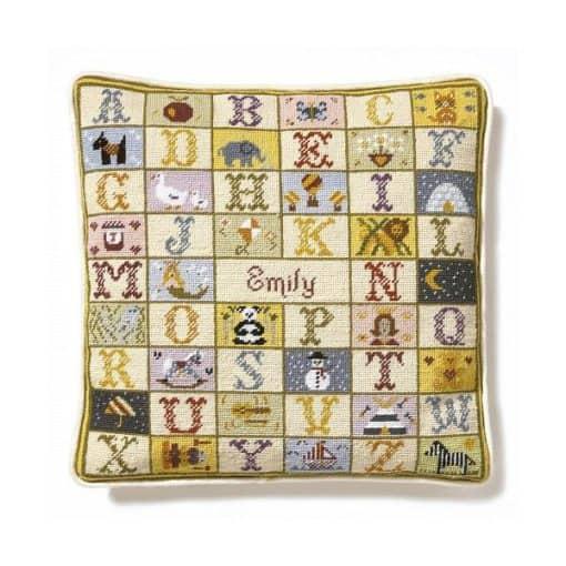 Birth Tapestry printed canvas kit