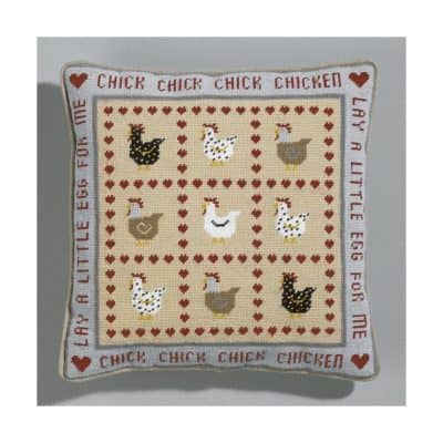 Chicken Tapestry