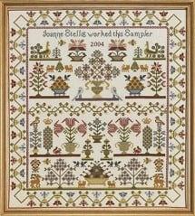 Cross Stitch Historical Sampler Company