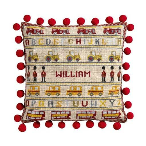 Birth Soldier tapestry kit