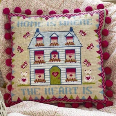 Home tapestry kit
