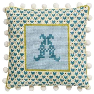 Alphabet tapestry kit