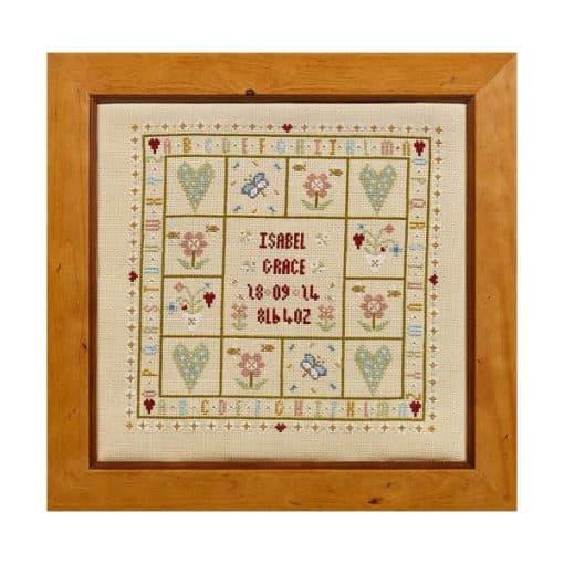 counted cross stitch kit
