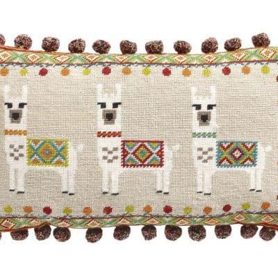 llama tapestry kit