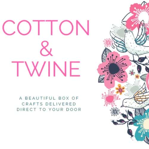 Cotton and Twine image