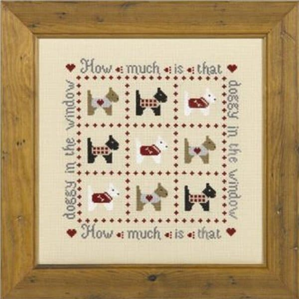 Of The Moment Cross Stitch